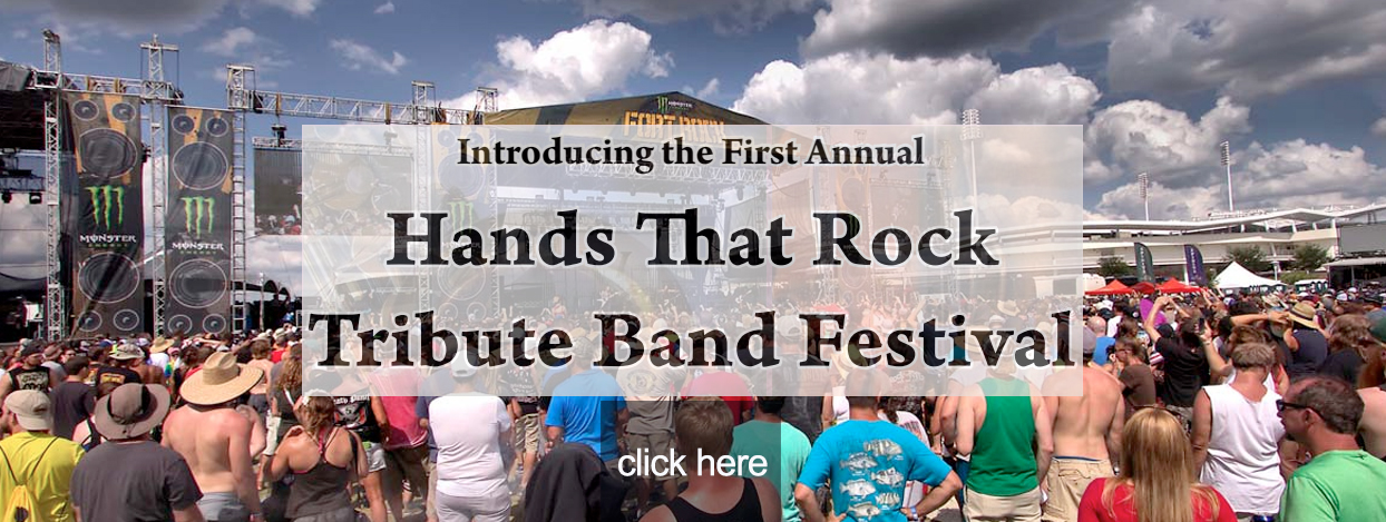 HTR Tribute Band Festival