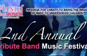 2nd Annual Tribute Band Music Fest